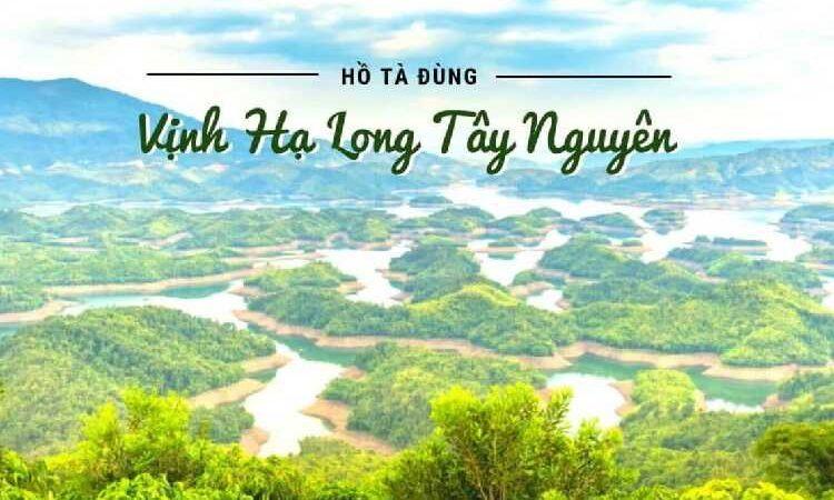 Vịnh Hạ Long phiên bản Tây Nguyên của Đắk Nông